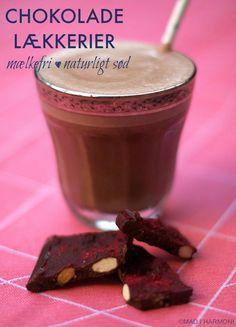 Chokoladelækkerier