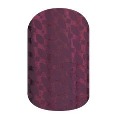 Blackberry Bliss   Jamberry   With a subtle pattern and satin finish, achieve the chic and sophisticated look with the stunning 'Blackberry Bliss'.