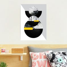 Minimalist Composition II Photographic Print