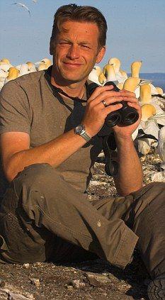 Inner-ear condition: Chris Packham, 50, first developed Meniere's disease at 37