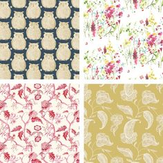 The Hampshire fabric collection from Joanne Fabrics