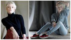 Photography: Fryderyk Danielczyk Art Director: Fryderyk Danielczyk Stylist: Sylwia Sordyl Hair: Grzegorz Kozioł & Kaja Rynasiewicz Make up: Sylwia Sordyl Model: Sylwia Sordyl