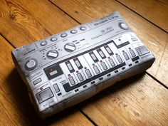 Roland TB-303 Pillow From Softmachines!