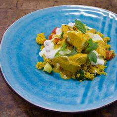 Intialainen Butter chicken