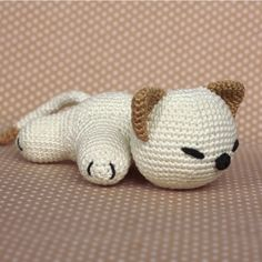 Cute Kitty Cat Amigurumi Pattern