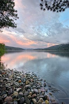 If you're looking for incredible sunsets...look no further...  Donner Lake~Truckee, CA