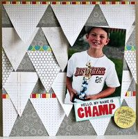A Project by Shannon Tidwell from our Scrapbooking Gallery originally submitted 09/13/10 at 10:38 AM