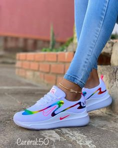 These Sneakers Are Really Cool - Page 11 - Hair and Beauty eye makeup Ideas To T. - These Sneakers Are Really Cool – Page 11 – Hair and Beauty eye makeup Ideas To Try – Nail Art - Jordan Shoes Girls, Girls Shoes, Shoes Women, Cute Sneakers, Sneakers Nike, Sneakers Women, Souliers Nike, Nike Air Shoes, White Nike Shoes