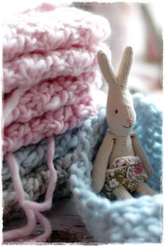 Maileg Micro Rabbit doll
