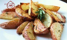 Sarımsaklı Çıtır Patates