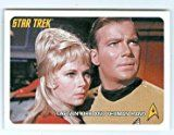 #6: Captain James Kirk and Yeoman Janice Rand trading card Star Trek 2006 Rittenhouse #57 Grace Lee Whitney and William Shatner Rom 12:1: Therefore I urge you brothers in view of Gods mercy to offer your bodies as living sacrifices holy and pleasing to Godthis is your spiritual act of worship.