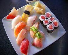 I <3 sushi.