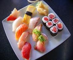 SUSHI ~We love going to Ichiban Japanese Restaurant~