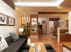 Những mẫu thiết kế nội thất phòng khách
