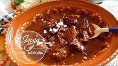Birria de Res y Tacos de Birria - YouTube Meet Recipe, Mexican Food Recipes, Ethnic Recipes, Mexican Meals, Tacos, Orange Chicken, Pot Roast, Chili, Soup
