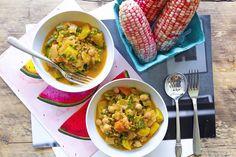 Thai Summer Squash Curry recipe on Food52