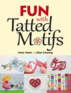 Tatting book - Fun with Tatted Motifs on Etsy, $28.00