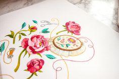 "Watercolour ""Little Women"" Illustrations. Part I by Elena Bulay, via Behance #WATERCOLOR #ARTIST"