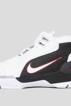 1d17694d37a5 NIKE AIR ZOOM GENERATION WHITE VARSITY CRIMSON