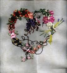 Image result for silk ribbon embroidery patterns