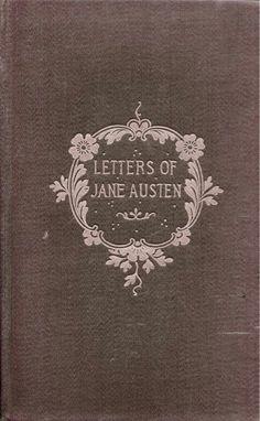Book - Letters of Jane Austen