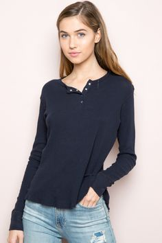 Brandy ♥ Melville |  Liana Thermal Top - Clothing
