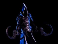 Malthael, Angel of Death - Diablo 3 Reaper of Souls. Cosplay at Aniventure 2014.