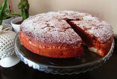 Torta pere e cioccolato fondente
