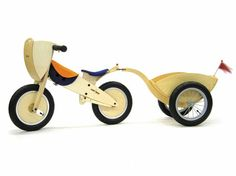 Kokua Like a Bike, les draisiennes pour enfants Wooden Toy Cars, Wood Toys, Baby Bicycle, Kids Workbench, Wood Bike, Push Bikes, Woodworking For Kids, Building For Kids, Kids Bike