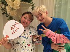 2PM ジュノ、日本の人気芸人やしろ優とのツーショットに「羨ましい」の声 - ENTERTAINMENT - 韓流・韓国芸能ニュースはKstyle