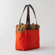 Filson Twill Zip Top Tote Bag | Men's Accessories | Steven Alan