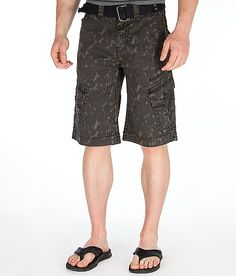 'Rock Revival Slim Cargo Short' #buckle #fashion www.buckle.com