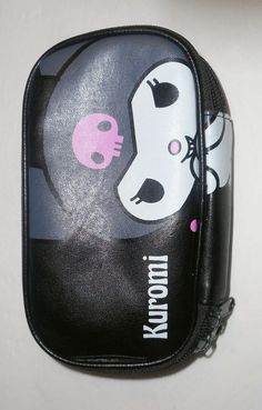 Soft Travel Carry Game/Case Bag Pouch for Nintendo DSi NDSi Design KUROMI A9