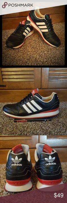 Rare🔥Adidas ZXZ WLB 2.0 A very scarce Adidas shoe to add to your collection. Allows you to hit the town with vintage swagger and can go with almost anything.  If you are the first to offer, more than likely you will win as long as your not a jerk with your asking price. 60% of the time, it works every time. adidas Shoes Sneakers