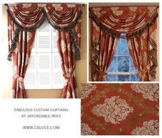 900 Elegant Curtains By Celuce Com Ideas In 2021 Elegant Curtains Curtains Valance Curtains