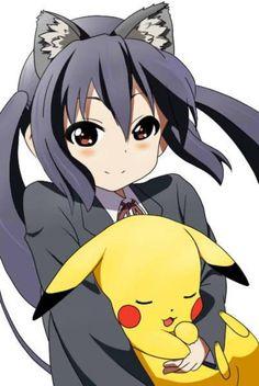 Pokemon Pikachu Azusa Nakano