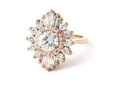 Cambria Ring by Heidi Gibson. ~~~ This lives in the Top 4.