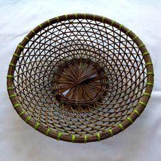 Arts &Crafts 3.0. Nansa green basket. #artsandcrafts30 #deco