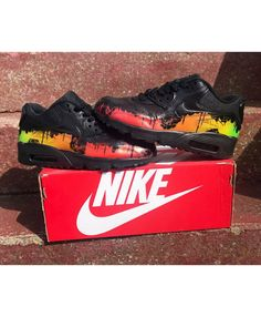 buy online 639e0 84123 ... nike air max 90 rainbow sensation ...
