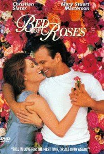 "273 Days of Romantic Films:Till Valentines:...BED OF ROSES... afraid of commitment? Well our two love-struck leads are. LOVE STORY AD LONELY FLORIST Troubled past, always a stalwart Rom-Drama cliche. Sad seems to be what's on the menu here. Film needs some arc or higher mountain to climb. The flower delivery scene works nicely w/great song too. Was expecting a full bouquet here, but it still has great 'scentiment'. Quote: ""Every now and then, everybody's entitled to too much perfection"""