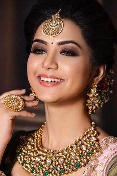 View Portfolio & Prices for Pooja Sethi. She is one of the top makeup artists in Gurgaon with more than 8 years of experience in the industry. View mobile no, shortlist & request quote for best prices. Get 30% discount with WedAbout.