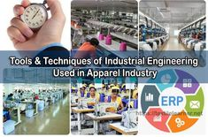 Tools & Techniques of Industrial Engineering