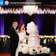 Happening now for my couple Amanda and Joey.  #Repost @modernweddingmagazine with @repostapp.