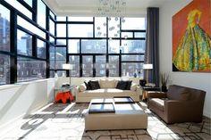 Modern vibe with artistic inspiration - 441 East 57 Street, Unit PH - Manhattan NY