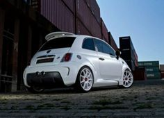 Abarth 500 Corsa Stradale Concept by Zender