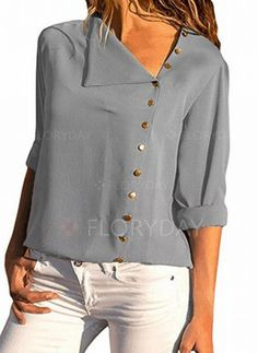 Blouses & Shirts Discreet Youyedian Women Chiffon Solid With Lace Blouse Fashion V-neck Short Sleeve Casual Blouse Tops Bandage Women Clothes 2019