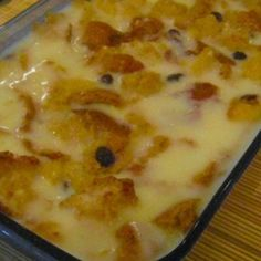 We have the best Bread Pudding recipes. Just A Pinch has quick, simple, easy to … We have the best Bread Pudding recipes. Just A Pinch has quick, simple, easy to make recipes for Bread Pudding. Get real recipes from real home cooks. Custard Bread Pudding, Best Bread Pudding Recipe, Custard Sauce, Bread And Butter Pudding, Bread Recipes, Cooking Recipes, Old Fashion Bread Pudding Recipe, Recipe For Old Fashioned Bread Pudding, Simple Pudding Recipes