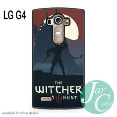 The witcher 3 game Phone case for LG G4