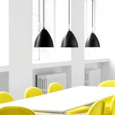 Bestlite S 16 Suspension Mellow Yellow, Side Chairs, Ceiling Lights, Lighting, Pendant, Inspiration, Home Decor, Biblical Inspiration, Decoration Home