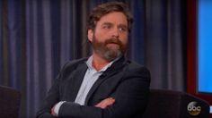 "nice Zach Galifianakis Talks ""The Lego Batman Movie"" And Baby Names On ""Jimmy Kimmel Live"" (VIDEO)"